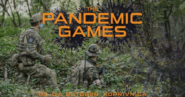 The Pandemic Games 3. i 4.10.2020.